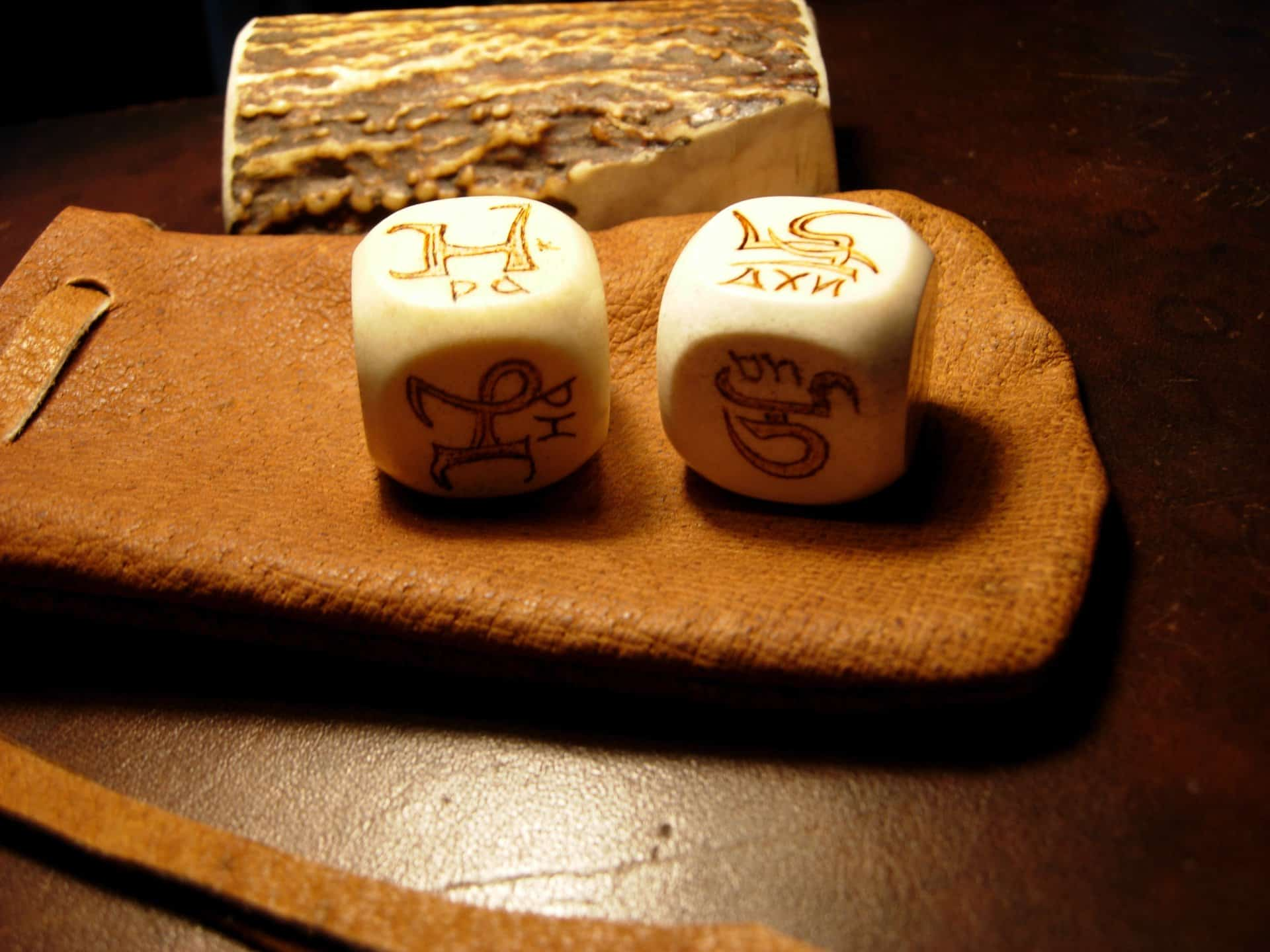 О чем поведают мистические символы в гадании Мо?